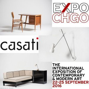 Expo Chicago and Casati Gallery picture