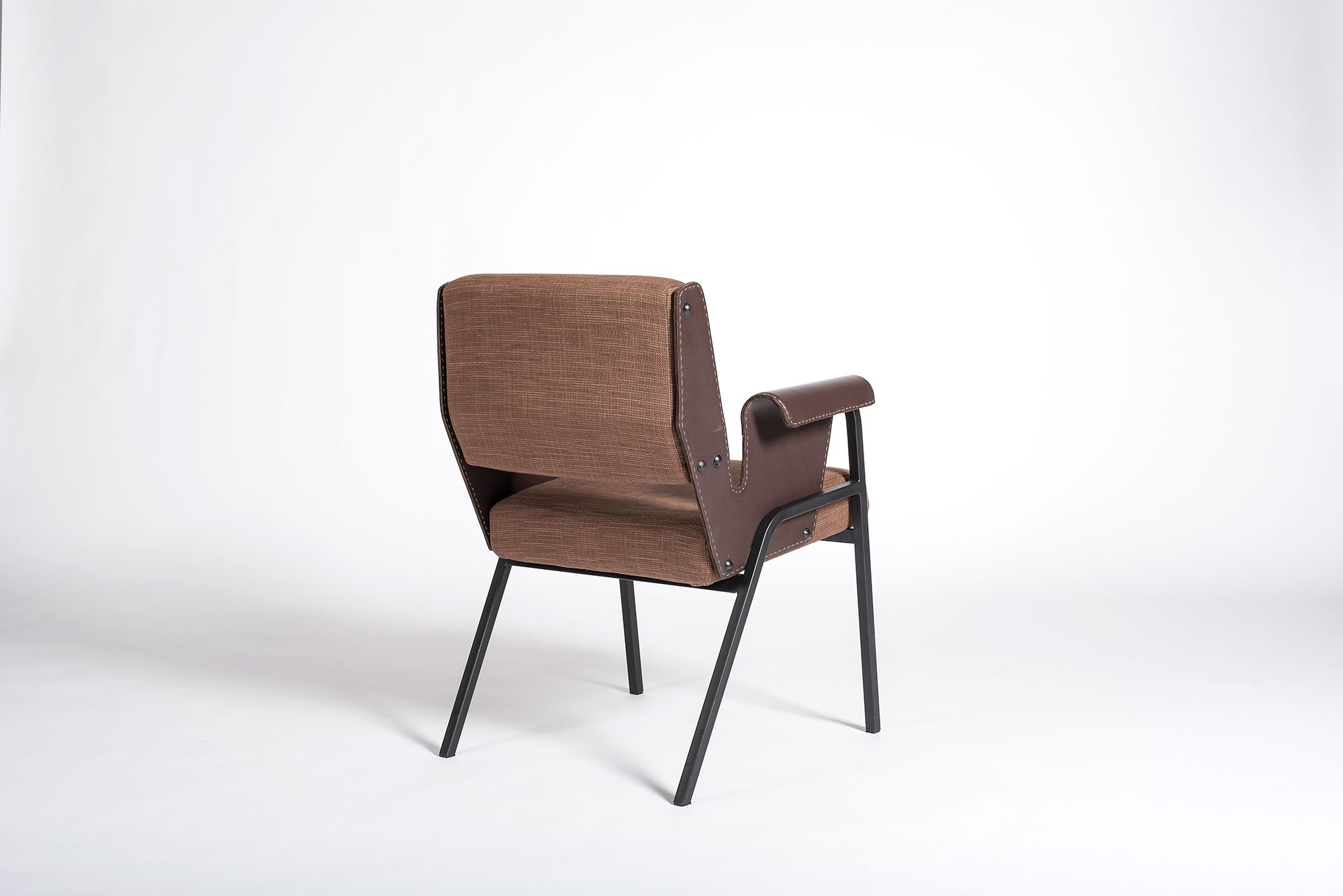 Gustavo Pulitzer |  Pari of Albenga armchairs