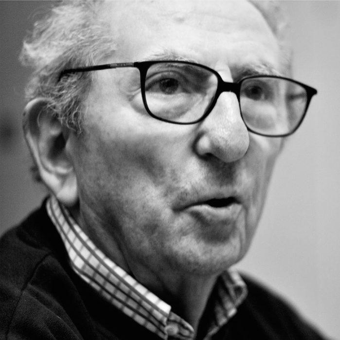Portrait of Lino Sabattini