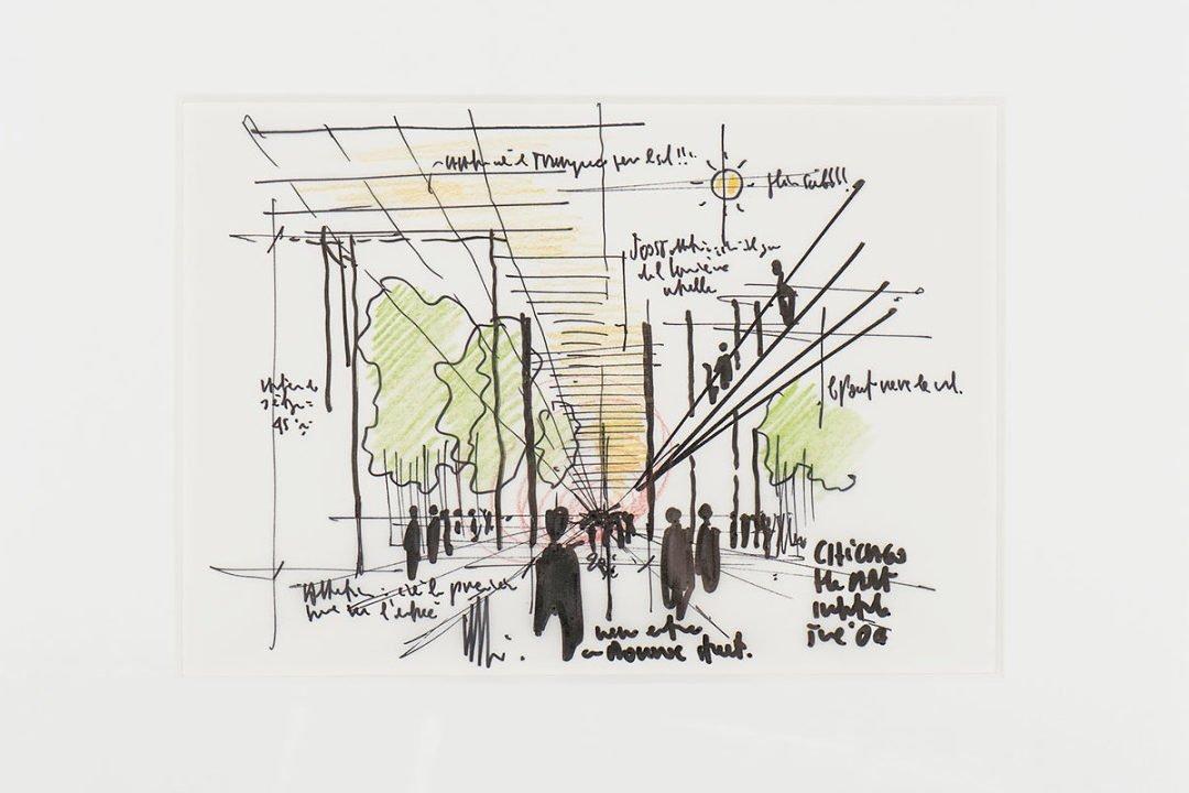Renzo Piano Art Institute Of Chicago