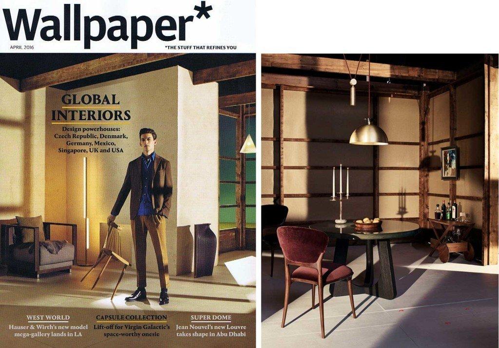 wallpaper magazine april 2016 news