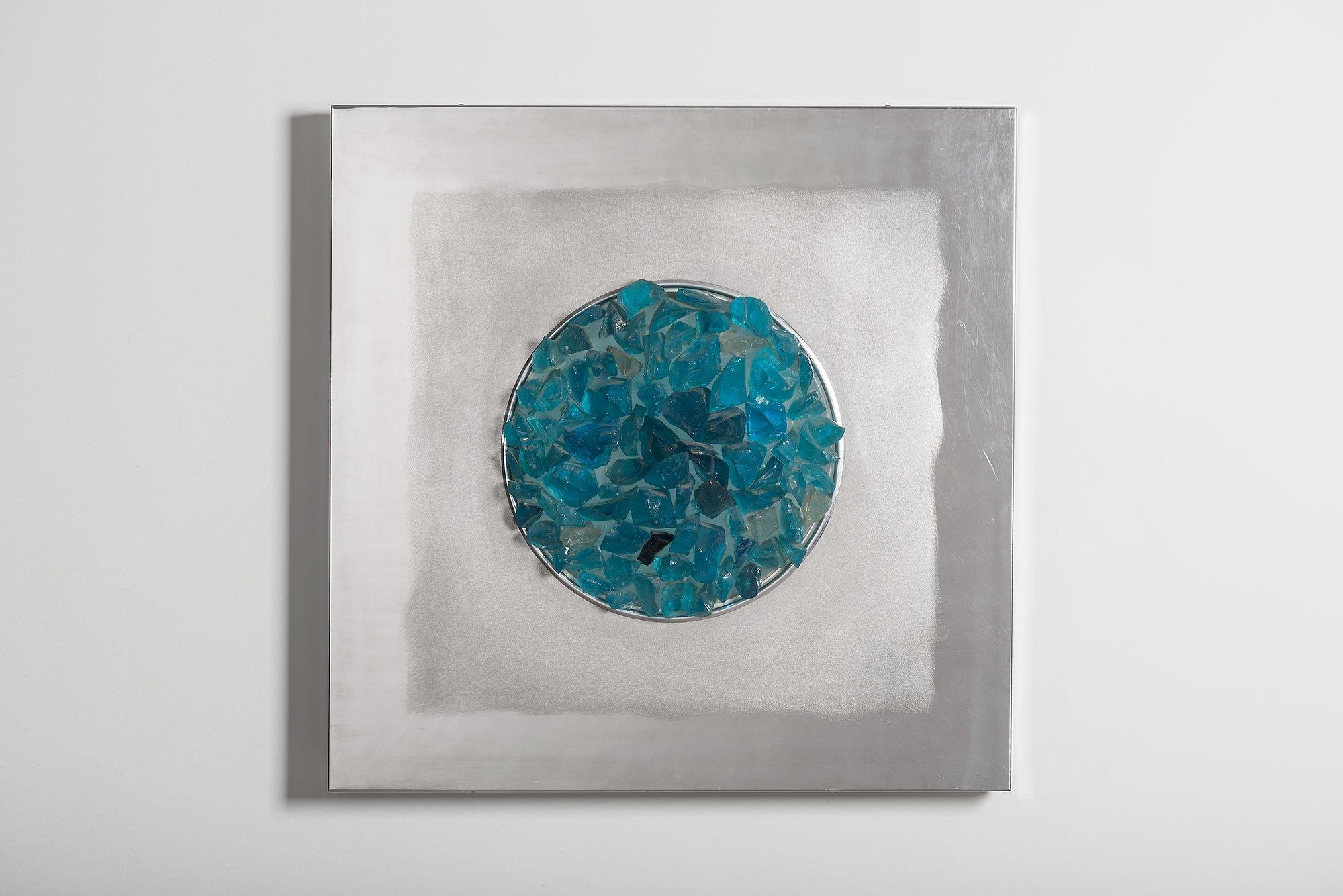 Angelo Brotto |                              Oceano - sculptural wall light