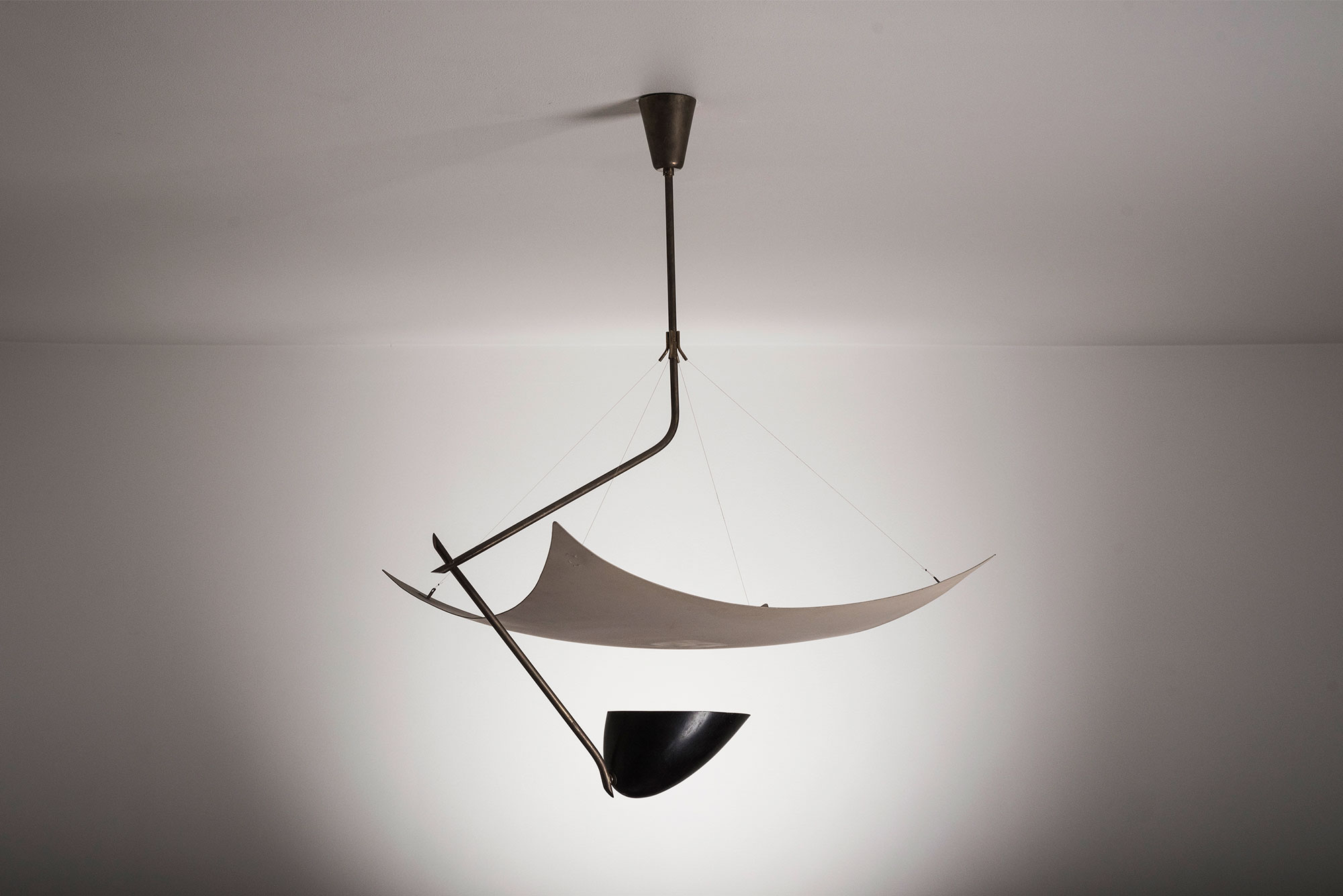 Angelo Lelii |   Ceiling lamp