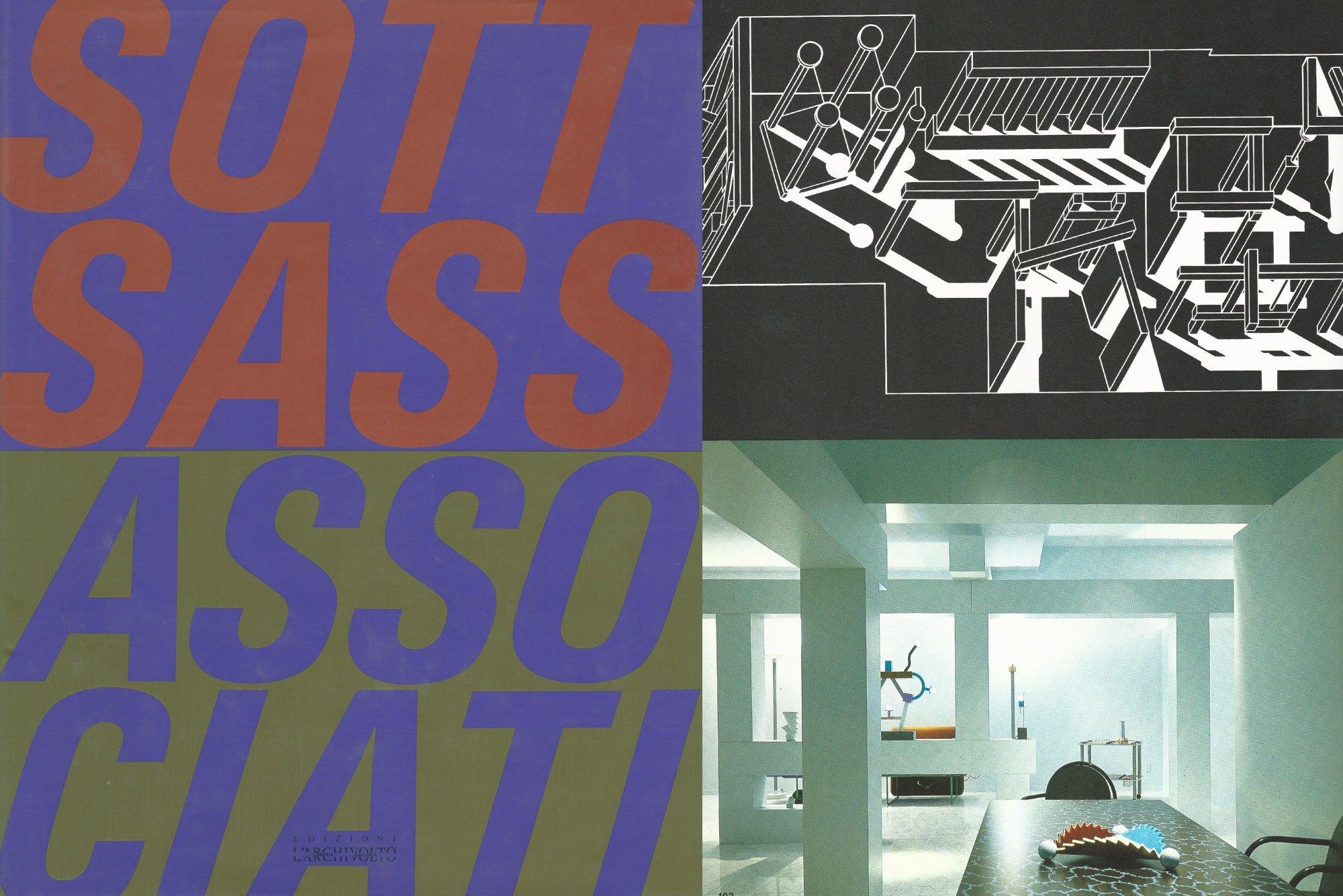 Ettore Sottsass  |                              Ashoka table lamp