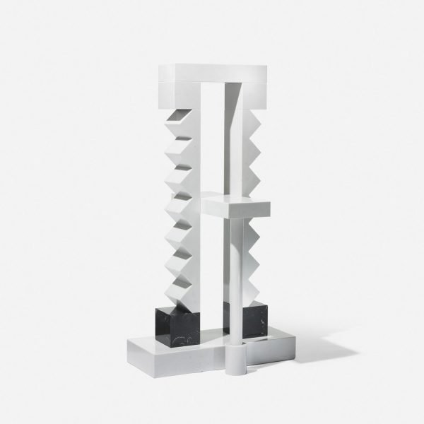 Ettore Sottsass  |  Perlione pedestal