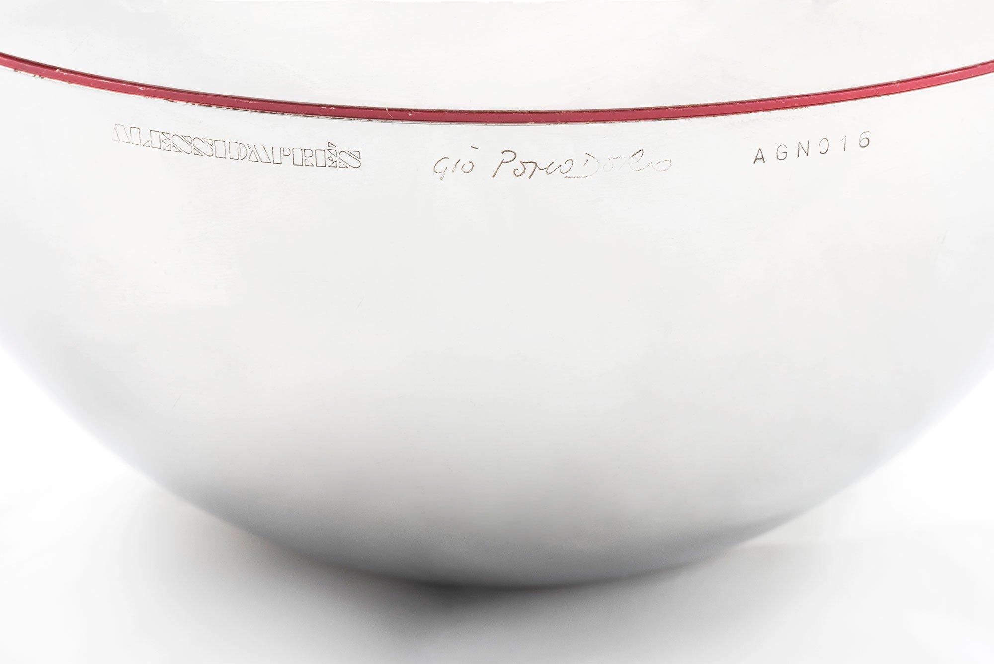 Giò Pomodoro |   Sculptural vase Guscio no. 1