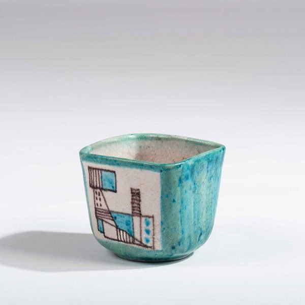 Guido Gambone |                                  Ceramic bowl