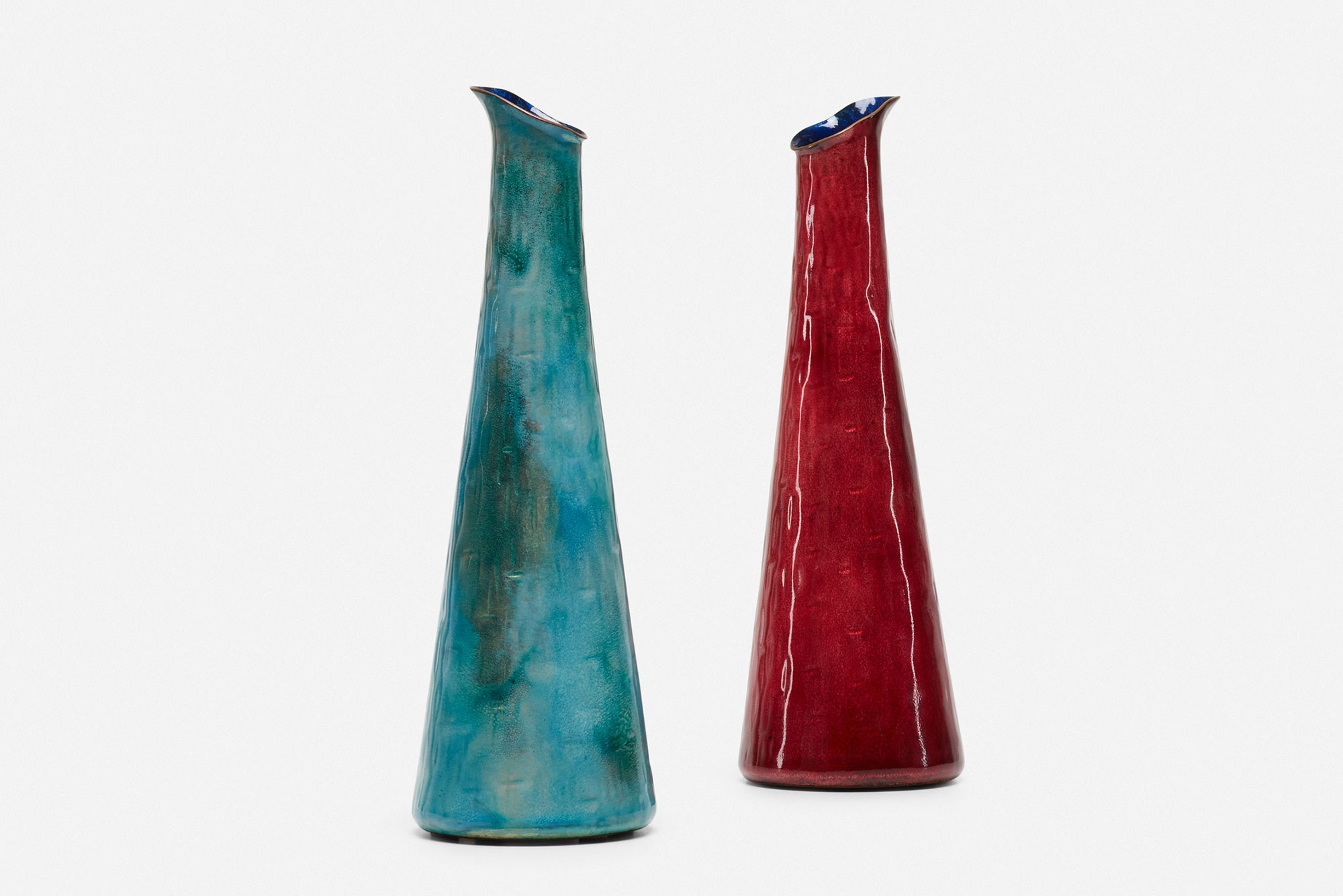 Paolo de Poli |   Pair of vases