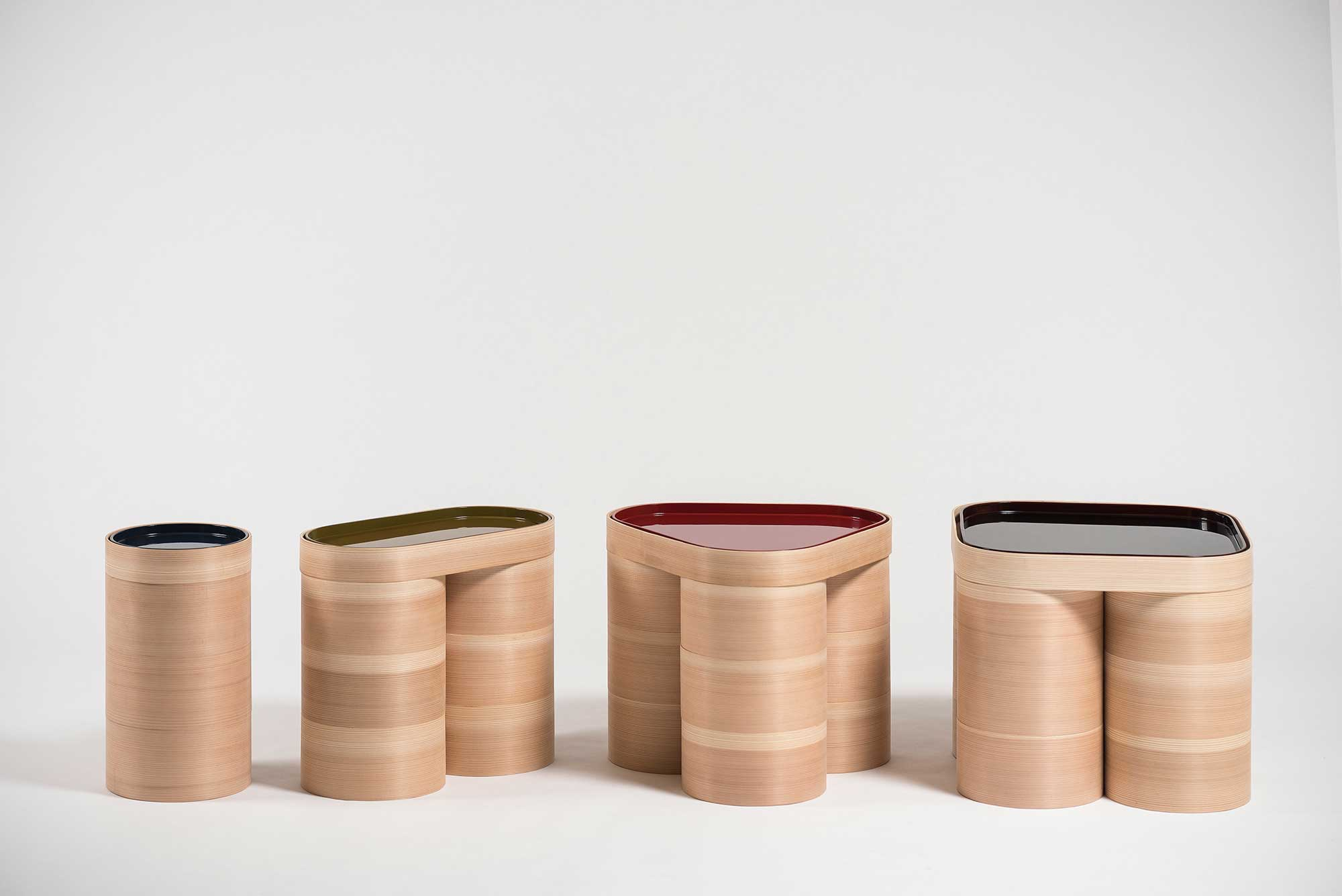 Philippe Nigro |   Side tables