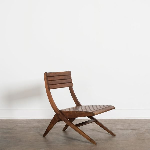 Franco Albini  |                                  Wooden chair