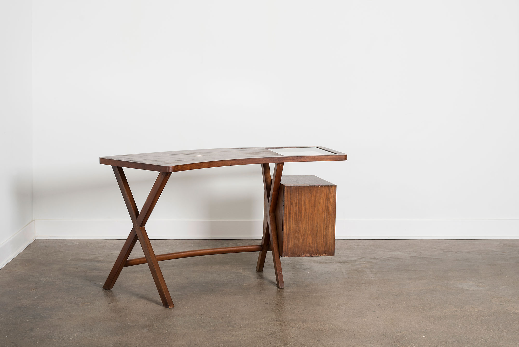 Franco Albini |   Wooden desk