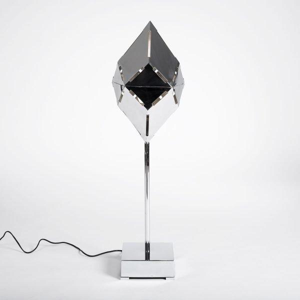 Gabriella Crespi  |  Kaleidoscope floor lamp