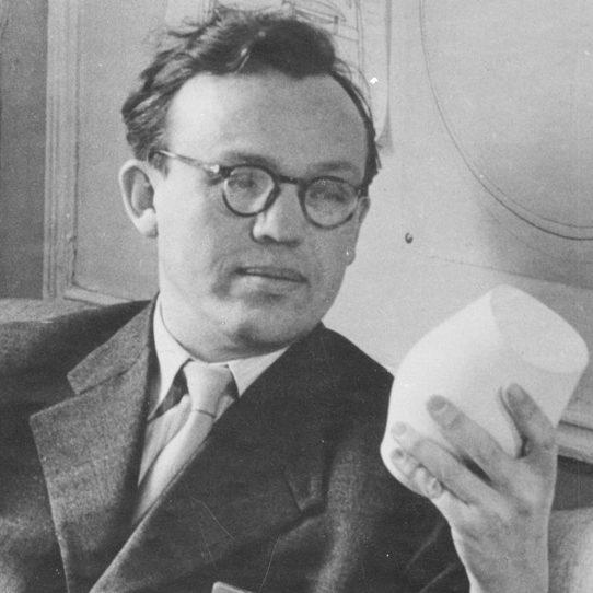 Portrait of Finn Juyl
