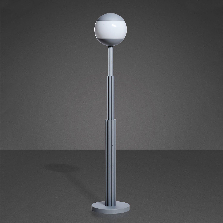 Aldo Rossi |                                  Prometeo floor lamp