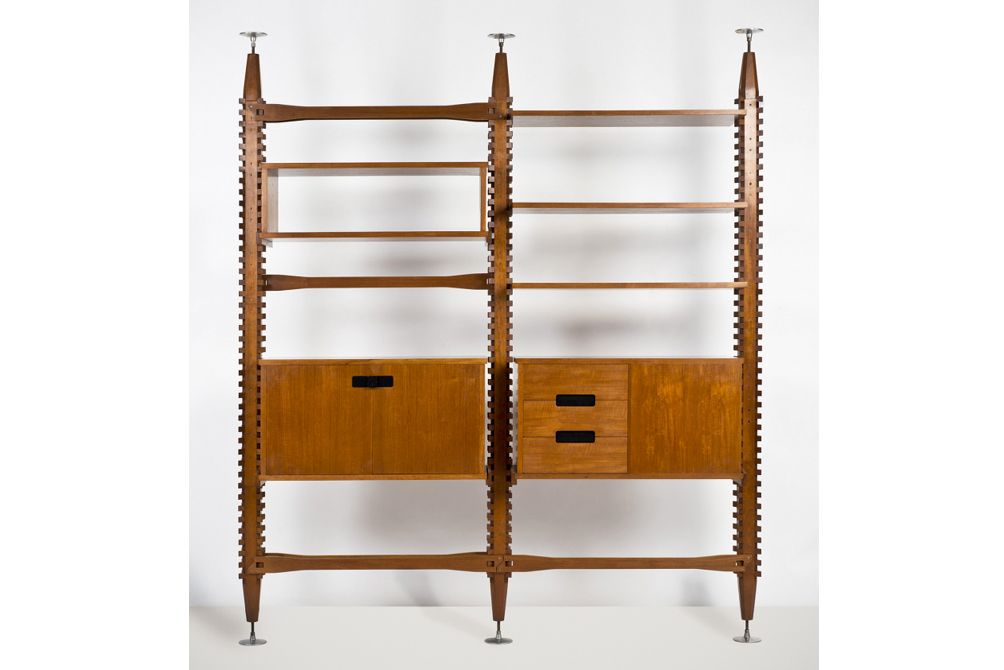 Ico Parisi |                              Lerici Shelving Unit