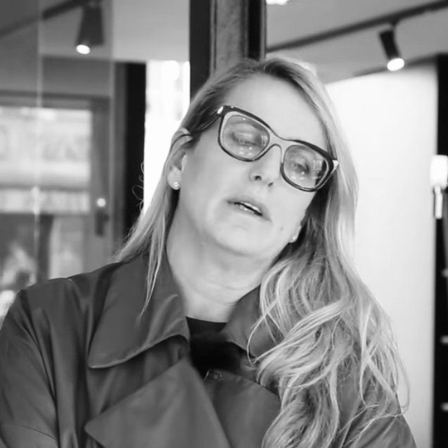 Portrait of Architect and Designer Patricia Urquiola