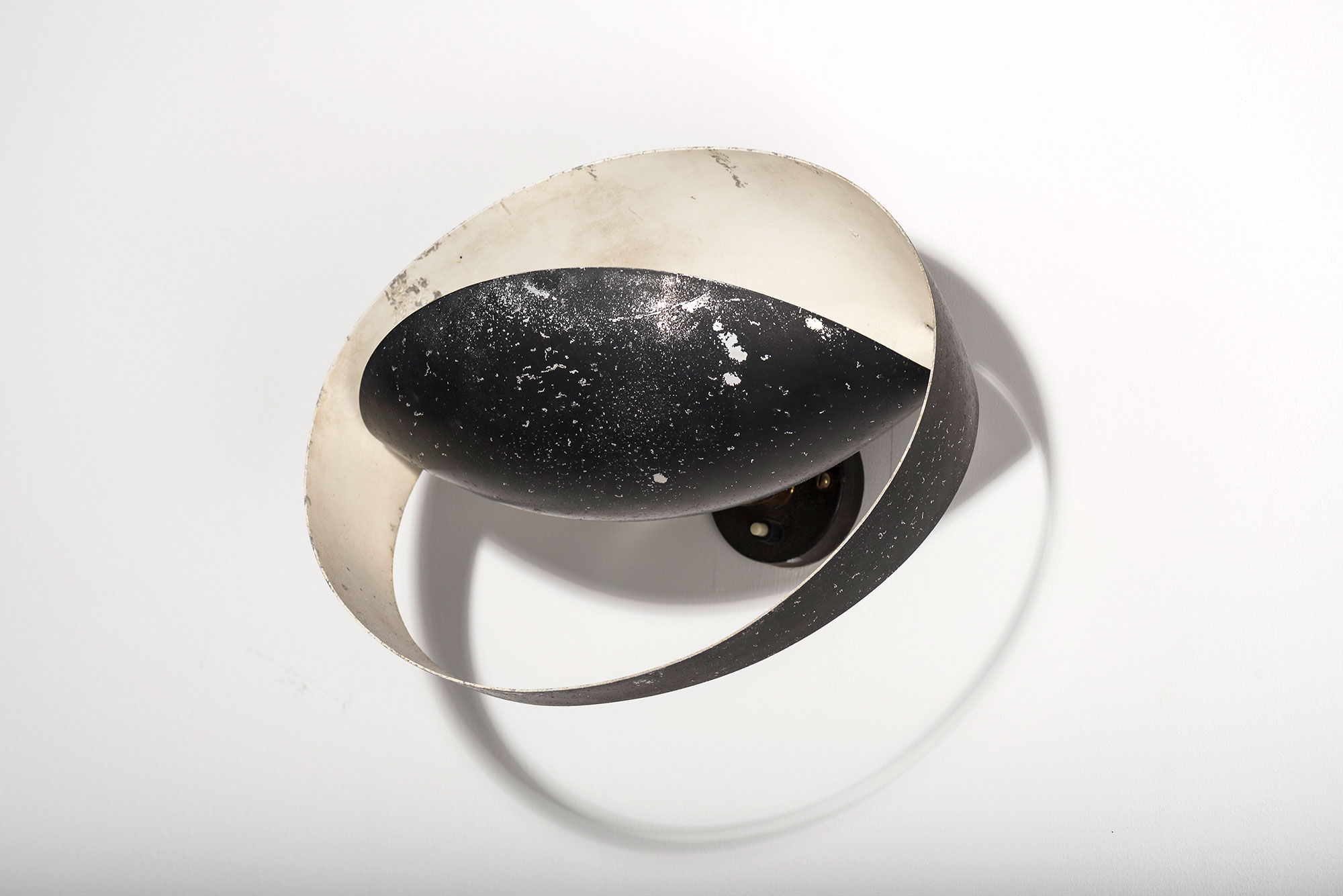 Serge Mouille |                              Grande Saturne sconce