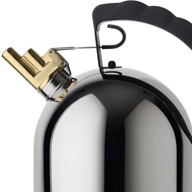 Alessi Kettle pot