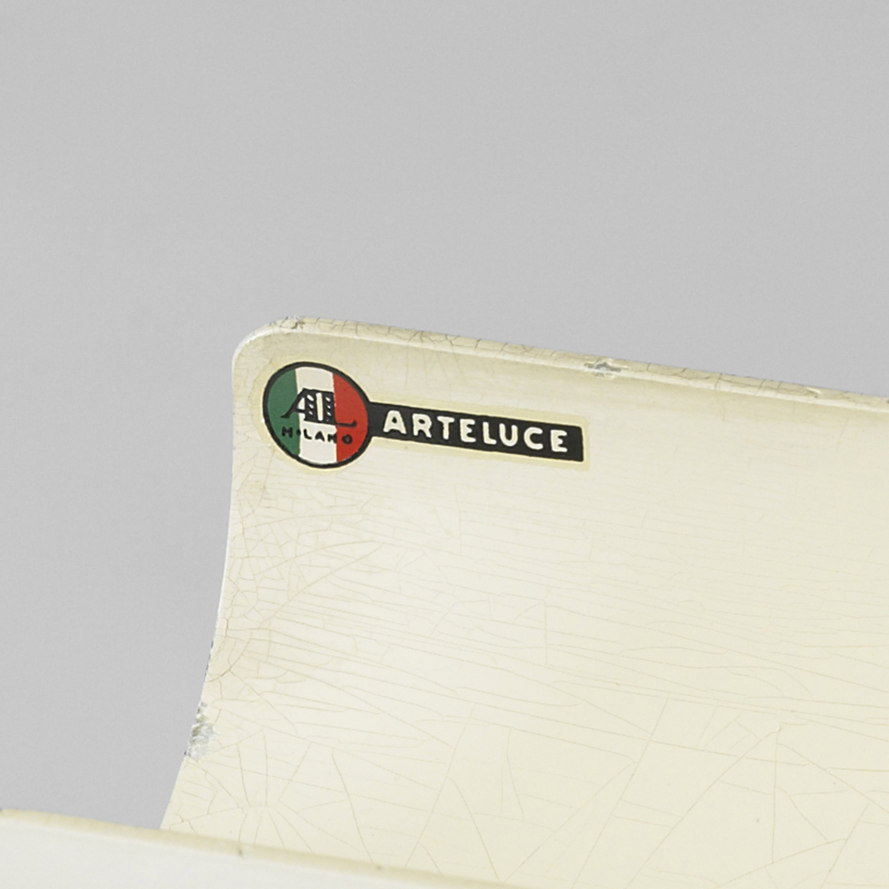 Arteluce Vintage Log Italian furniture and design gallery Casati Gallery