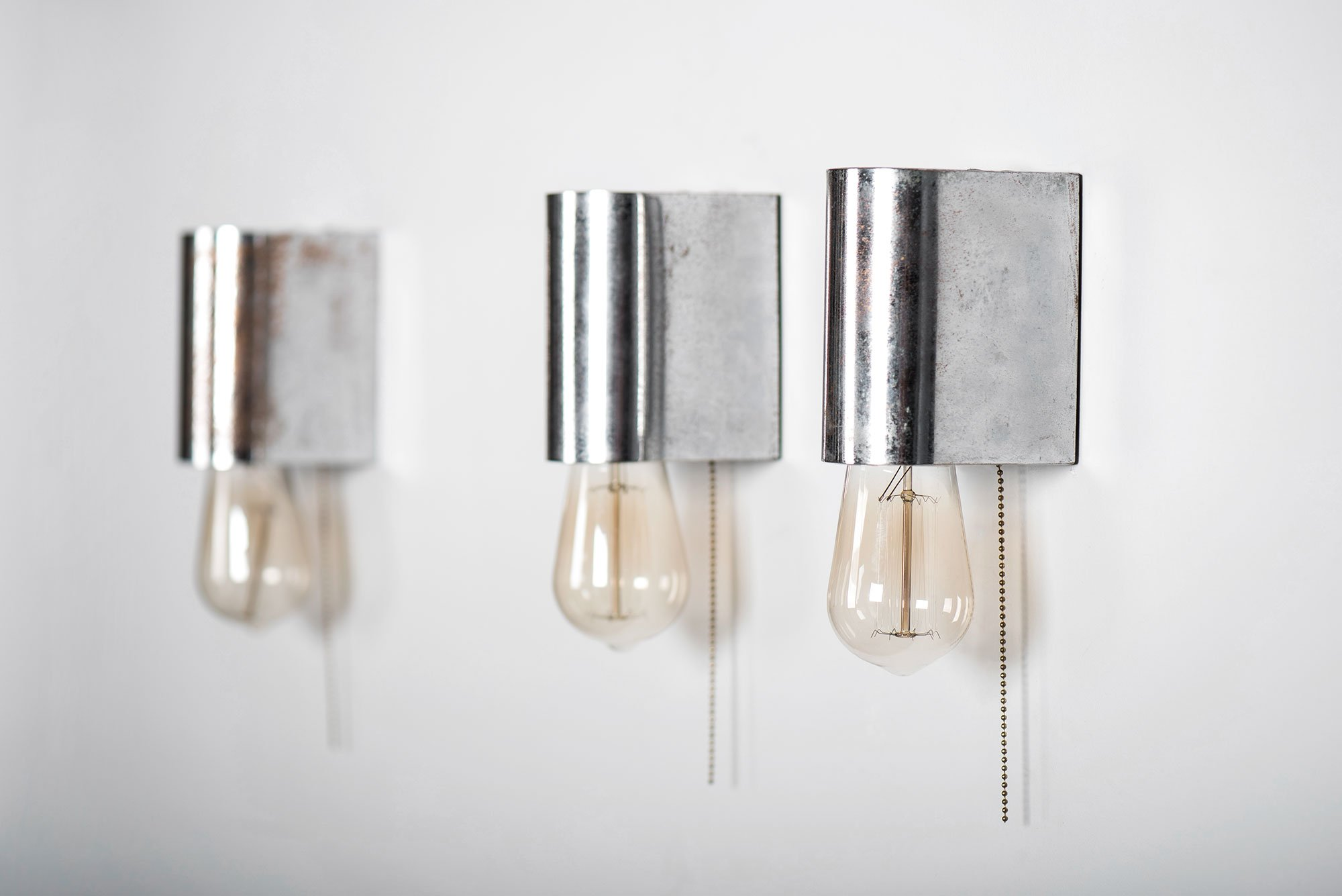 Franco Albini  |  Set of three sconces