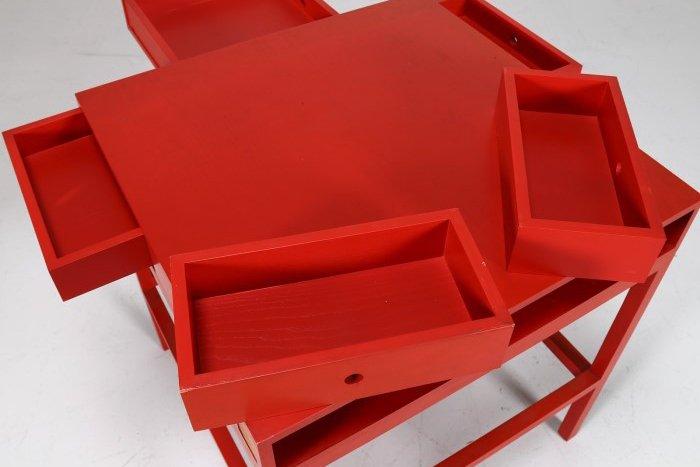 Gae Aulenti  |  Prototype table