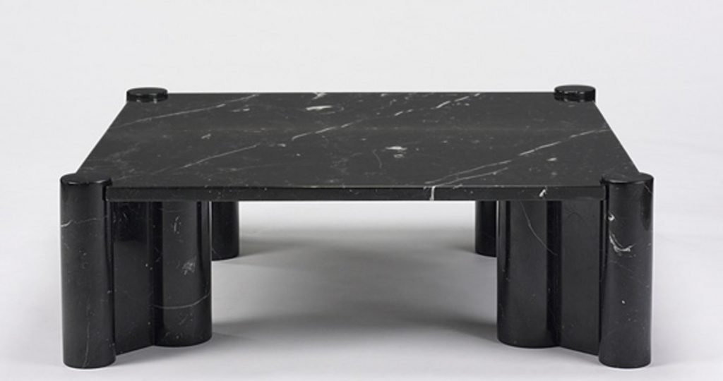 Jumbo coffee table by Gae Auleni