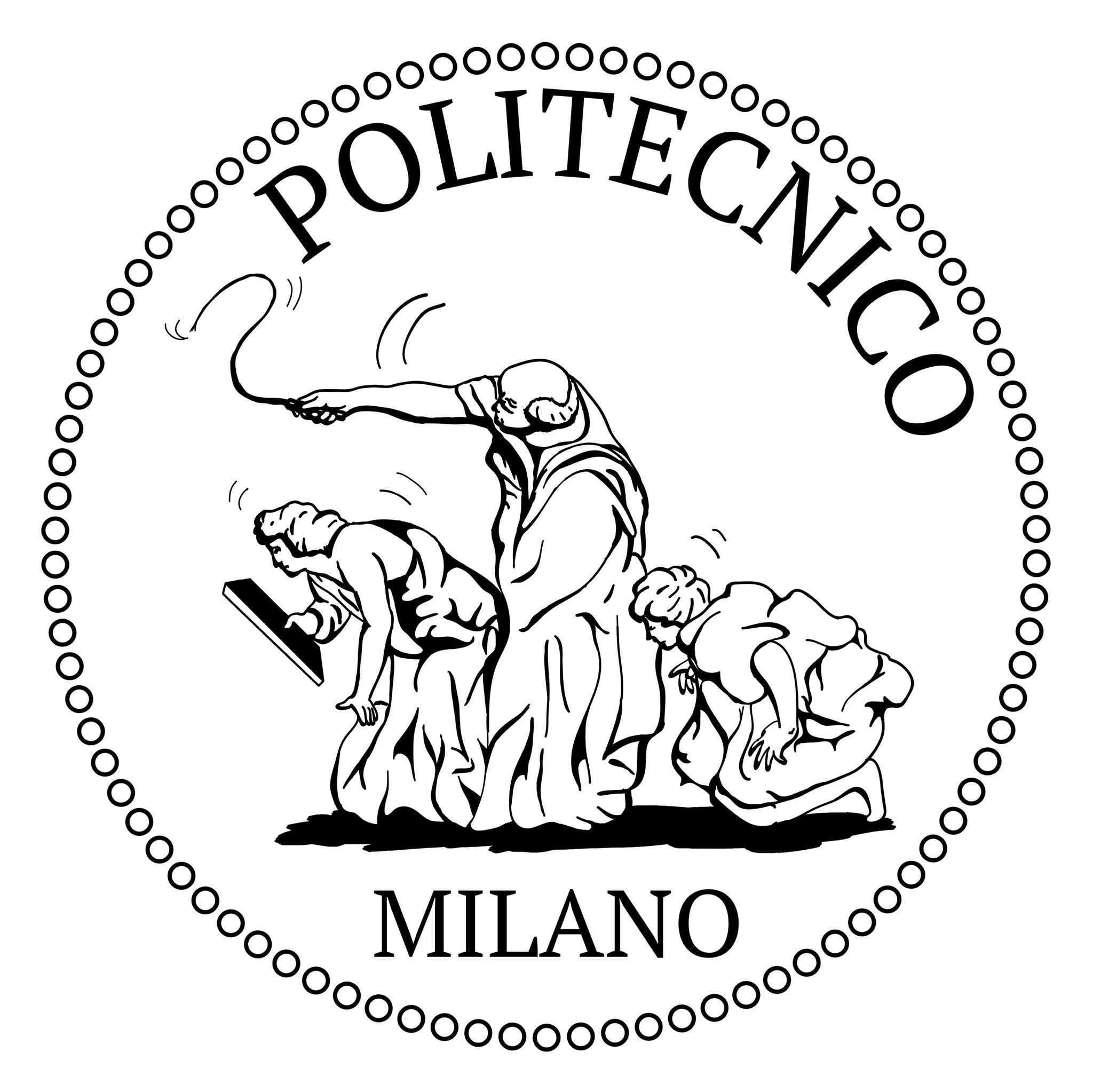 Logo of the Politecnico di Milano