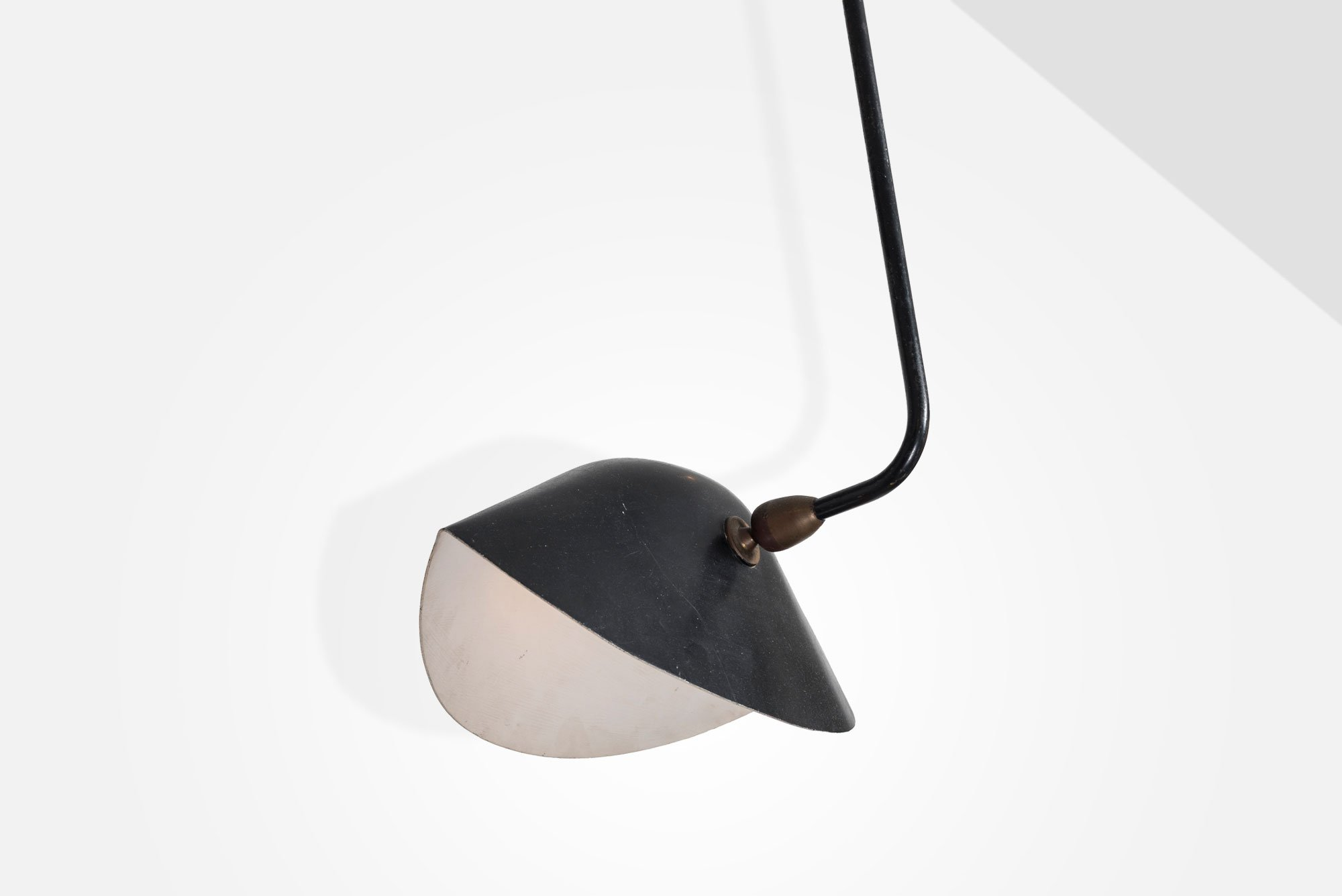 Serge Mouille  |                              Ceiling Lamp