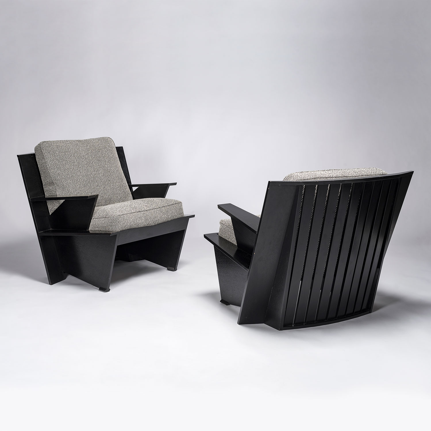 Umberto Riva |                                  Armchairs