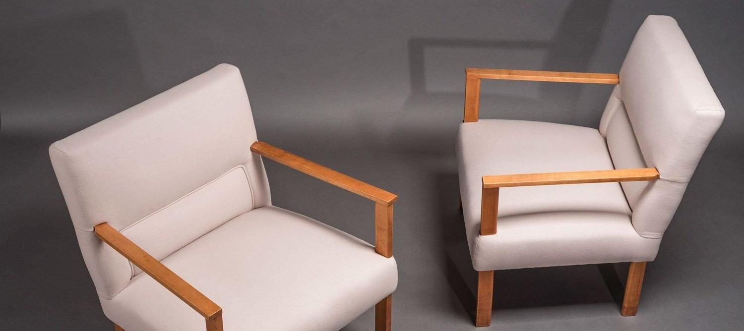Asnago Vender chairs for homepage of Italian design and furniture gallery Casati Gallery 2