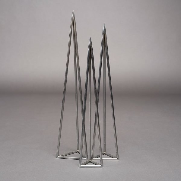 Gabriella Crespi |  Decorative pyramid object