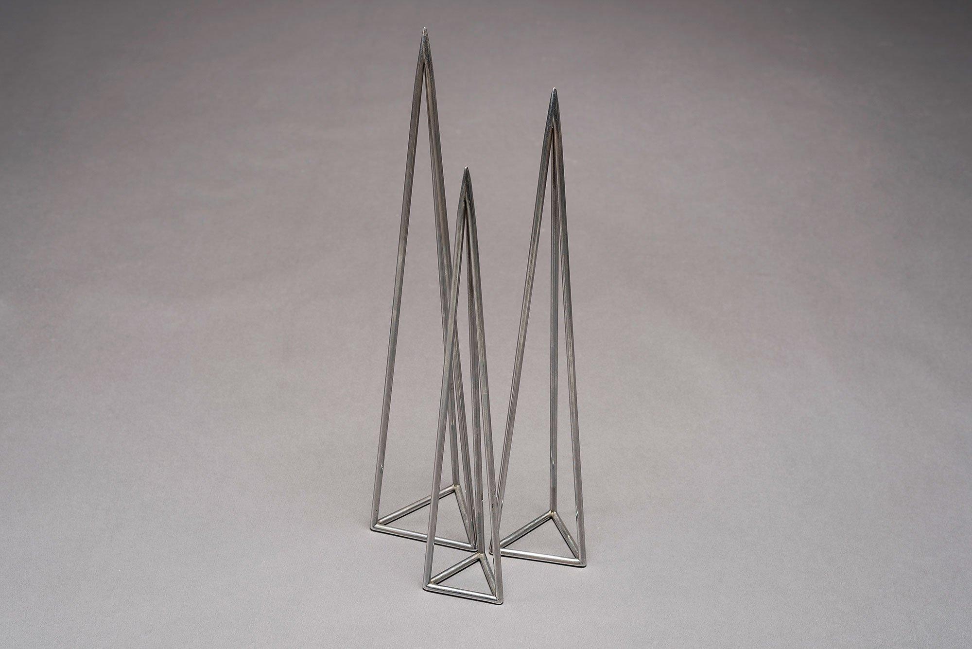 Gabriella Crespi |                              Decorative pyramid object