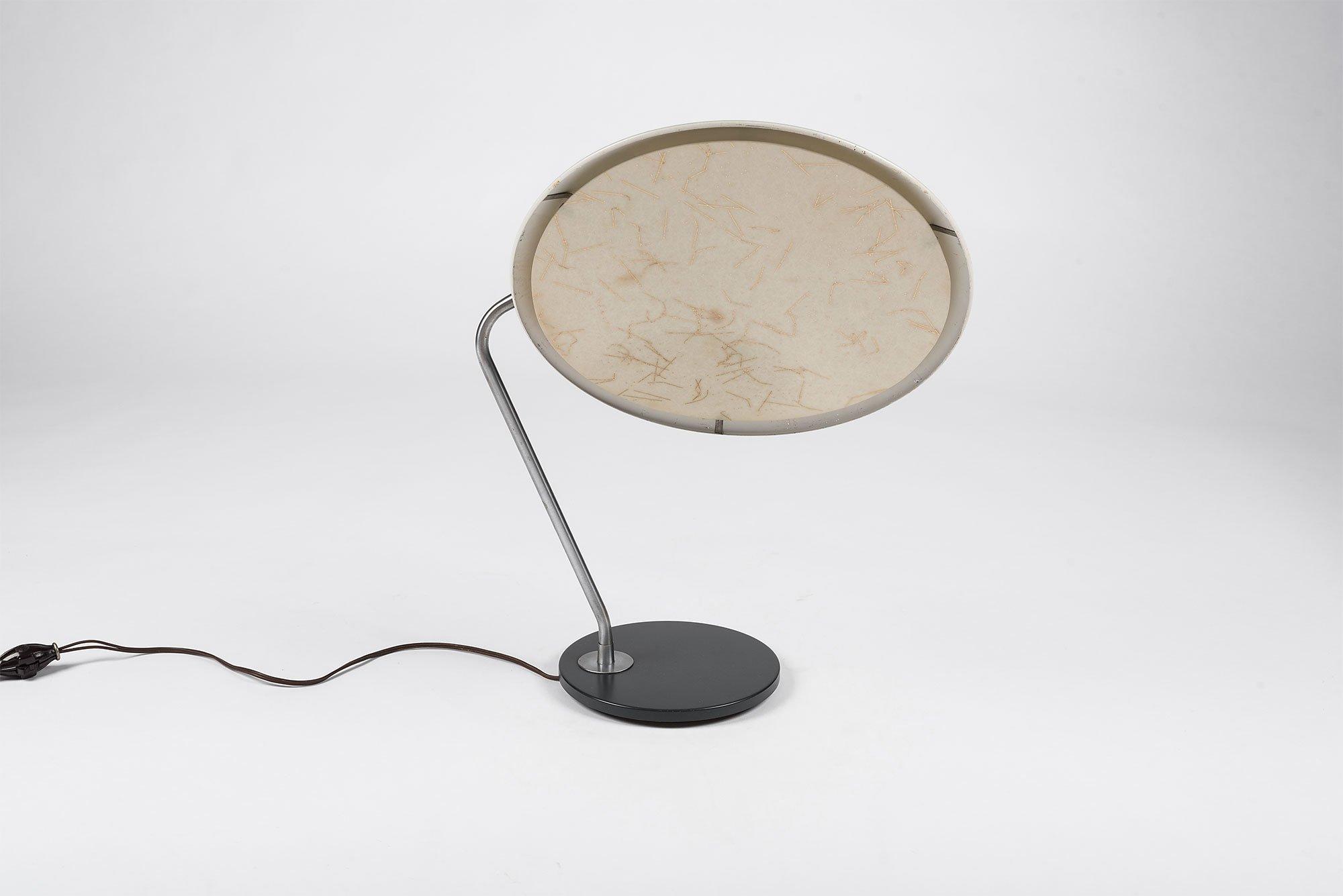 Gerald Thurston  |   Desk lamp