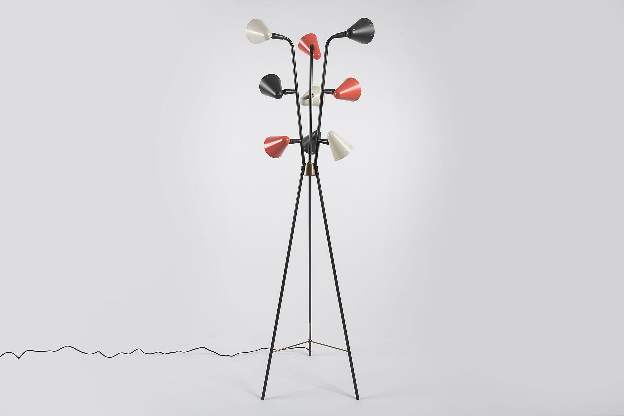 Gerald Thurston  |                              Floor lamp