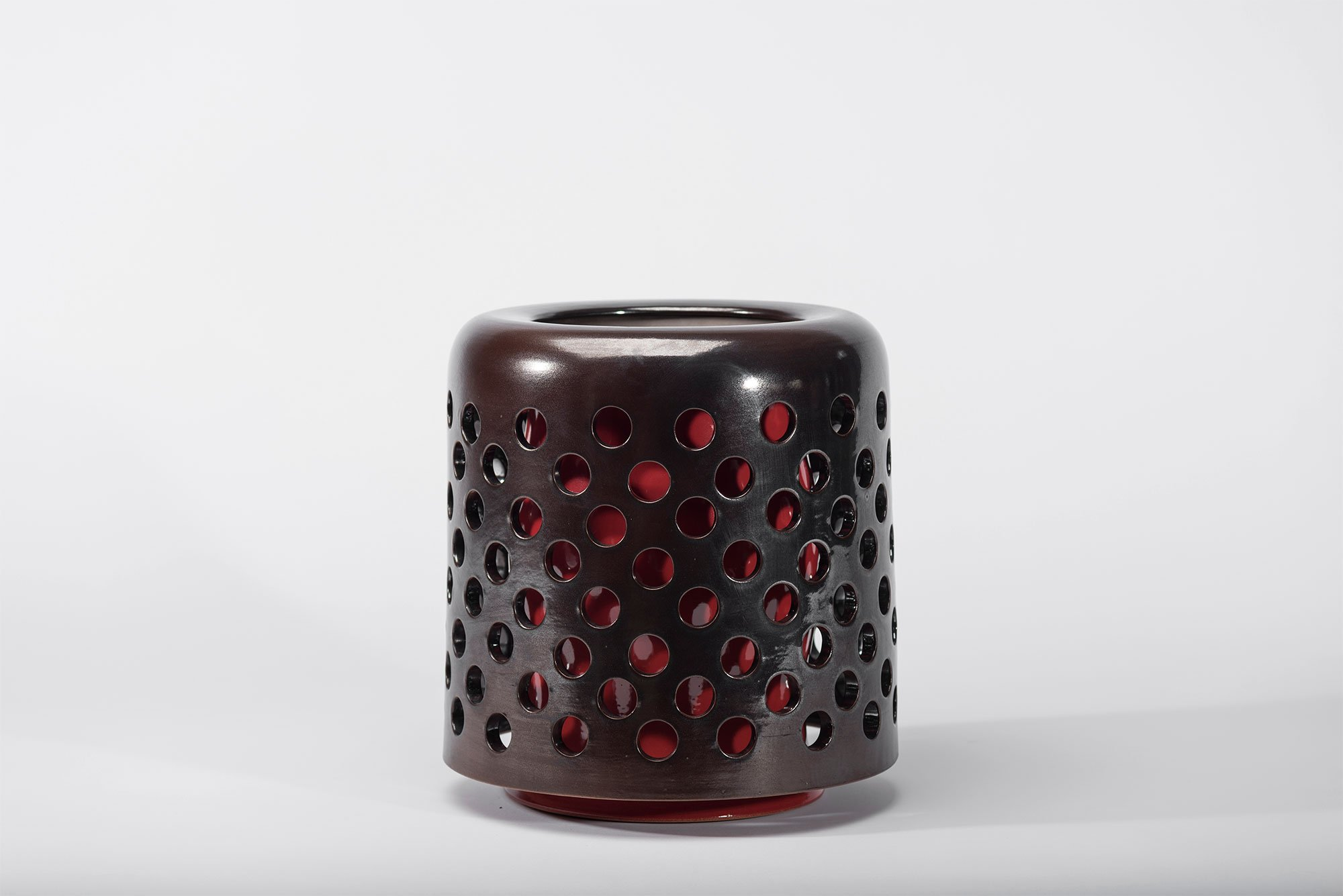 Johanna Grawunder |   Two-piece ceramic vase
