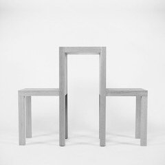 Picture of a chair by Lawrence Laske