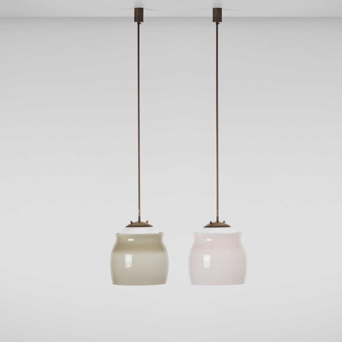 Franco Albini |                                  Ceiling light model 4023