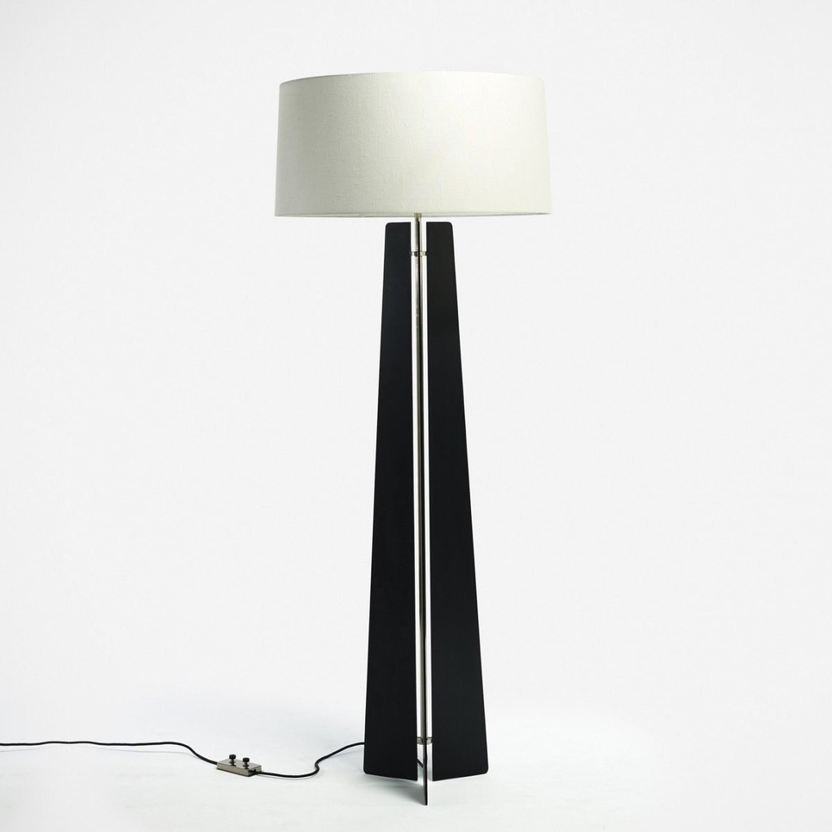 Jonathan Nesci |  Steel floor lamp