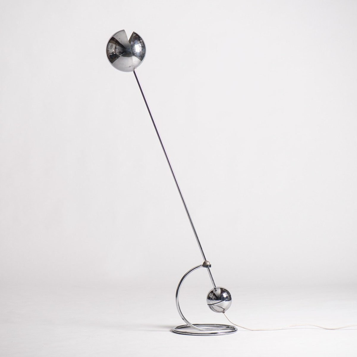 Paolo Tilche |                                  3s - adjustable floor lamp