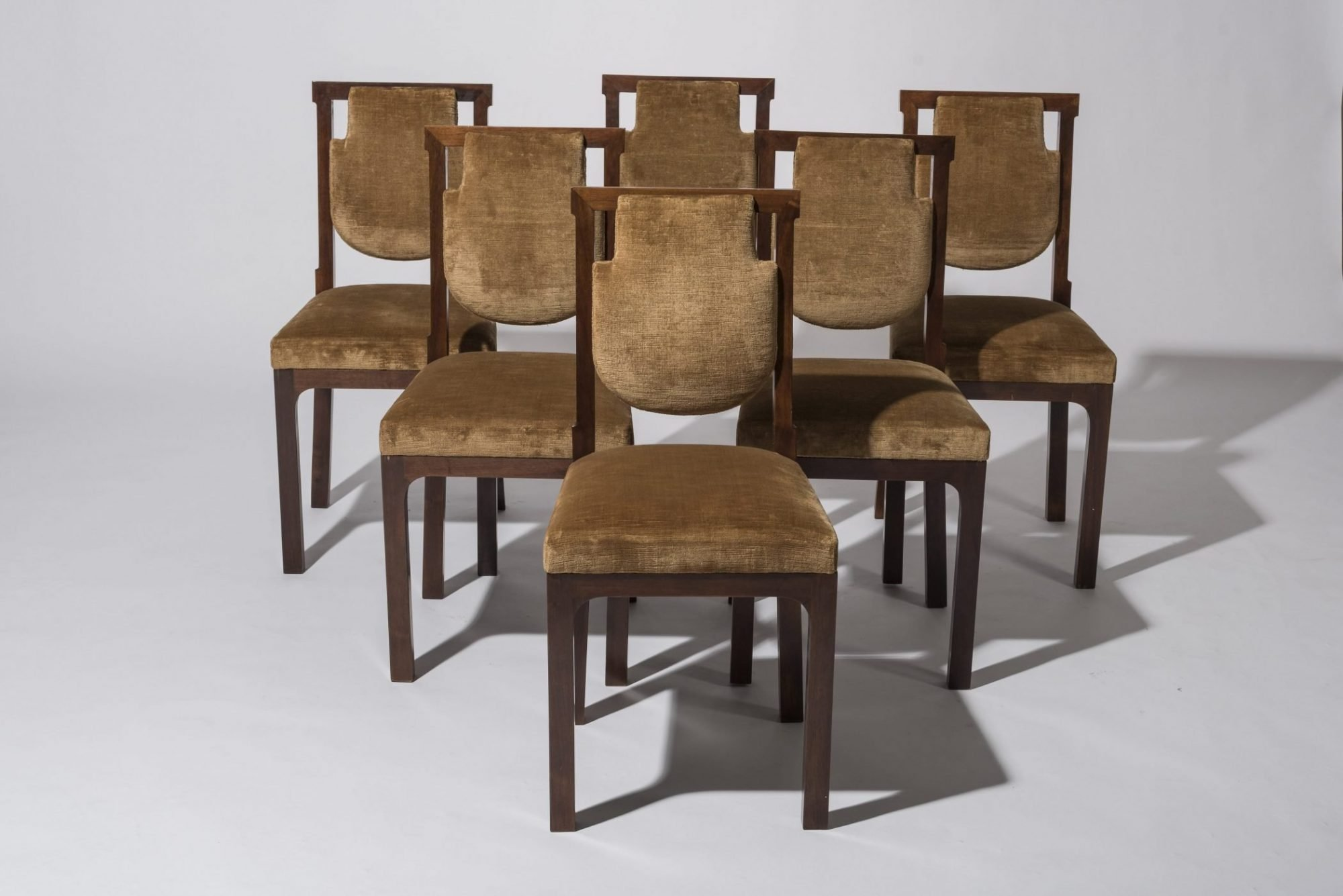 Alessandro Mendini and Mario Brunati |   Set of 12 chairs