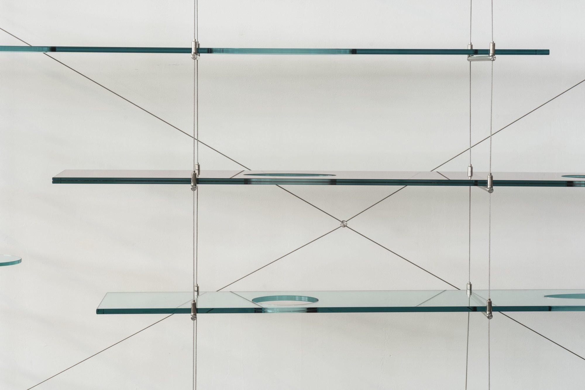 Andrea Branzi     Pierced Bookcase