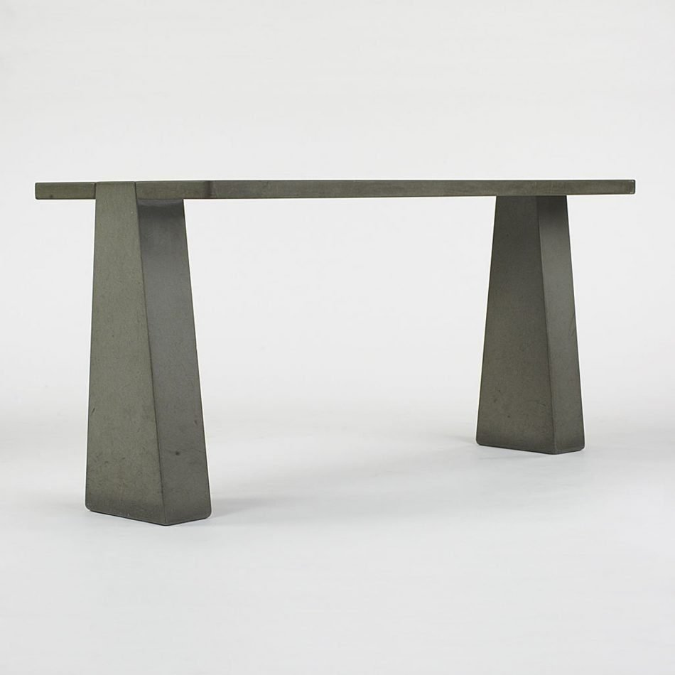 Angelo Mangiarotti |  Incas - Console Table
