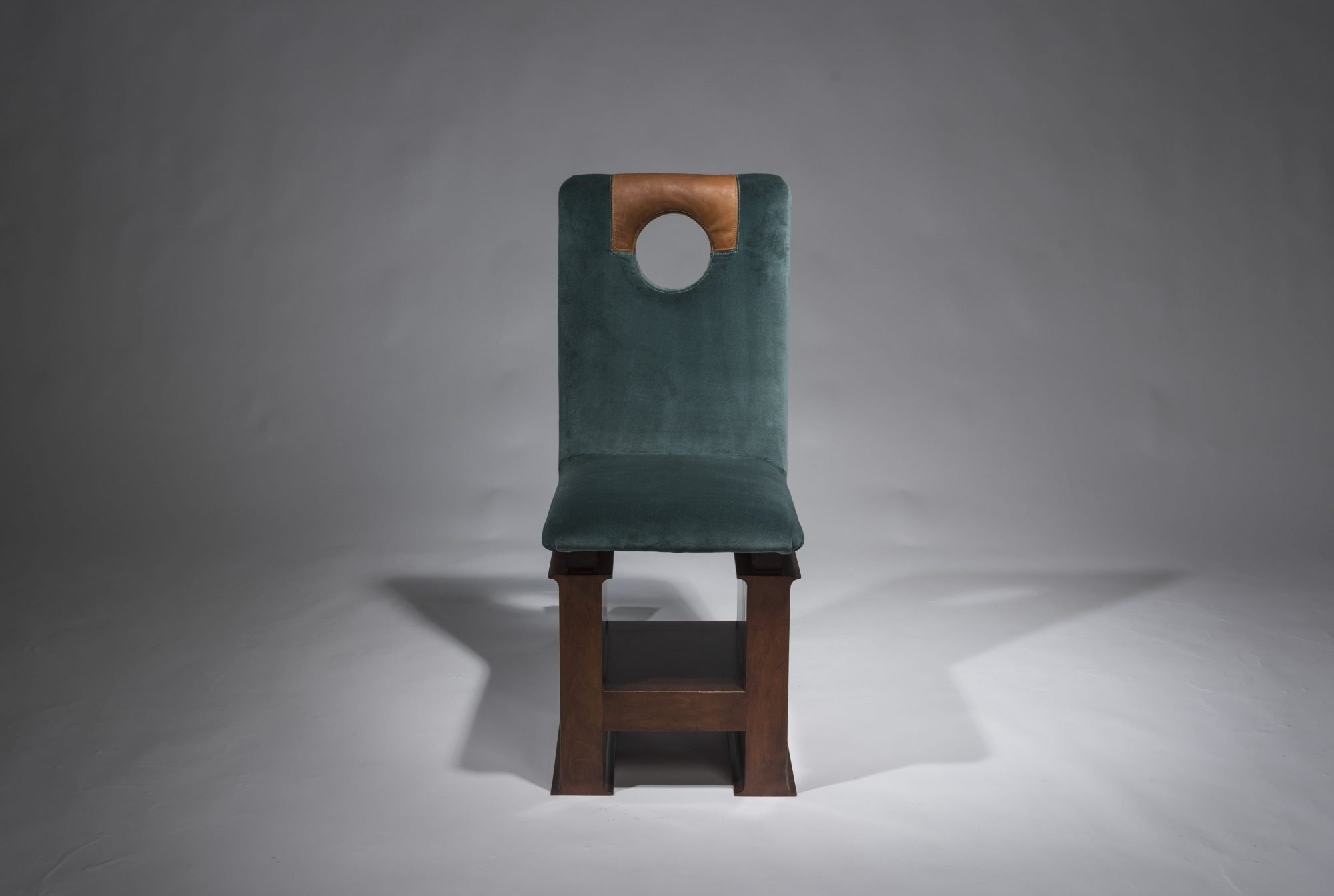 Alessandro Mendini & Mario Brunati |   Prototype chair BM5
