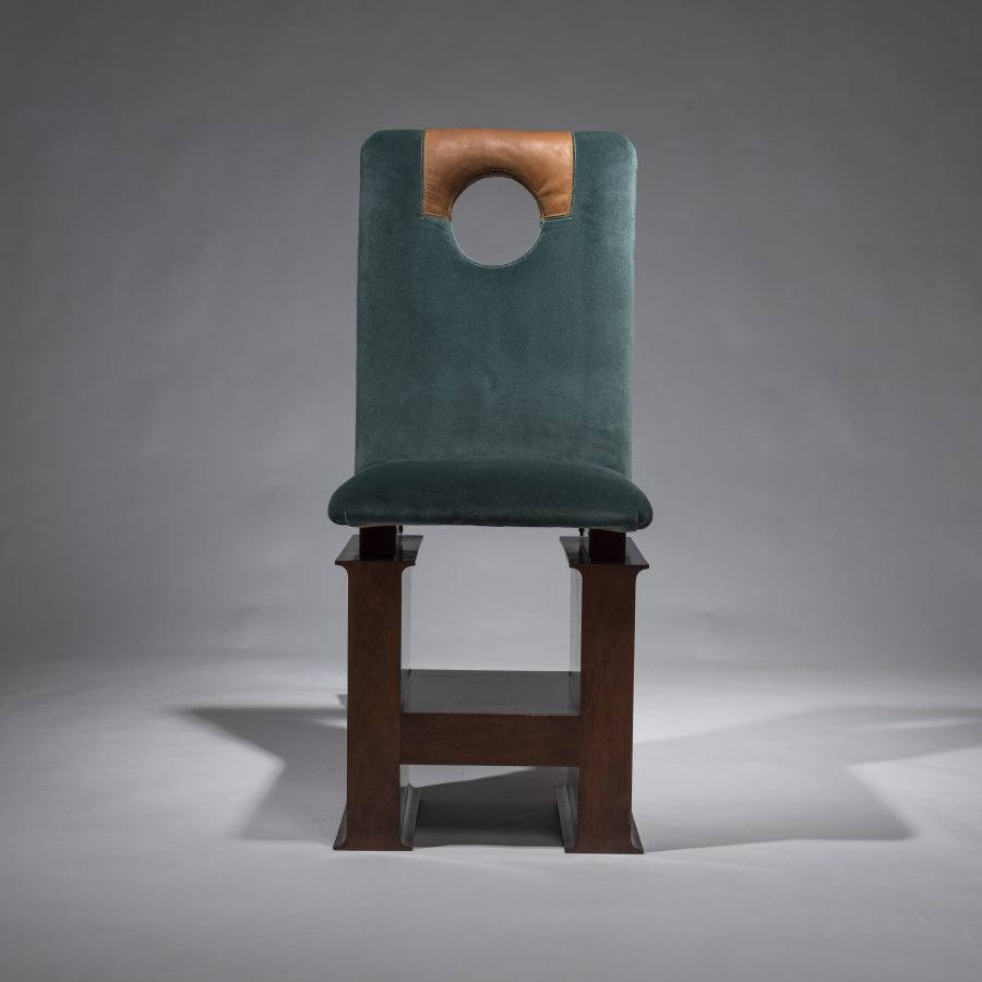 Alessandro Mendini & Mario Brunati |                                  Prototype chair BM
