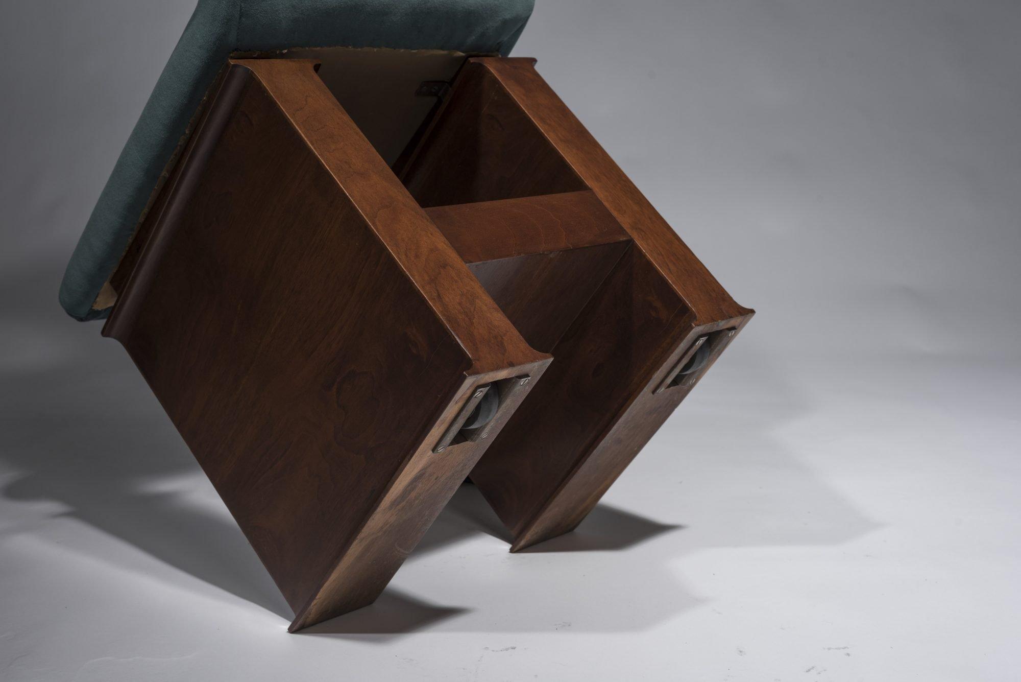 Alessandro Mendini & Mario Brunati |                              Prototype chair BM
