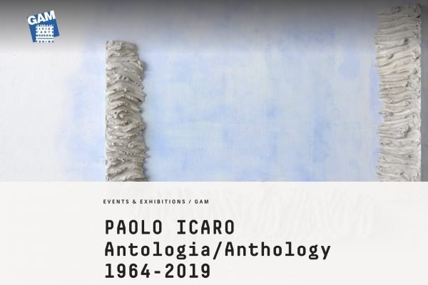 Major retrospective of Paolo Icaro's work at the GAM museum of Turin