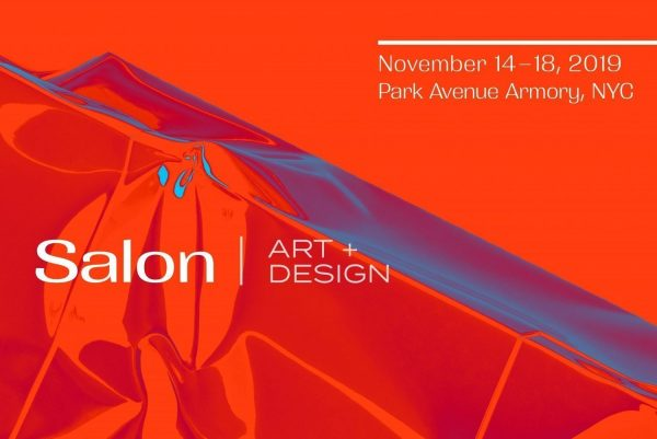 Casati Gallery will participate at the Salon Art + Design Exhibit at the Park Avenue Armory, NYC. November 14-18, 2019