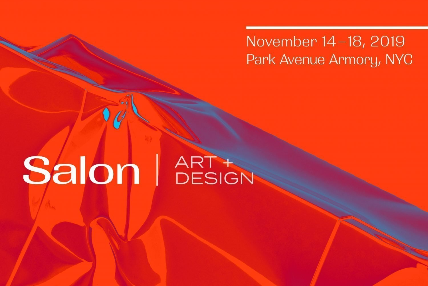 Salon Art + Design 2019 at the Park Avenue Armory NYC