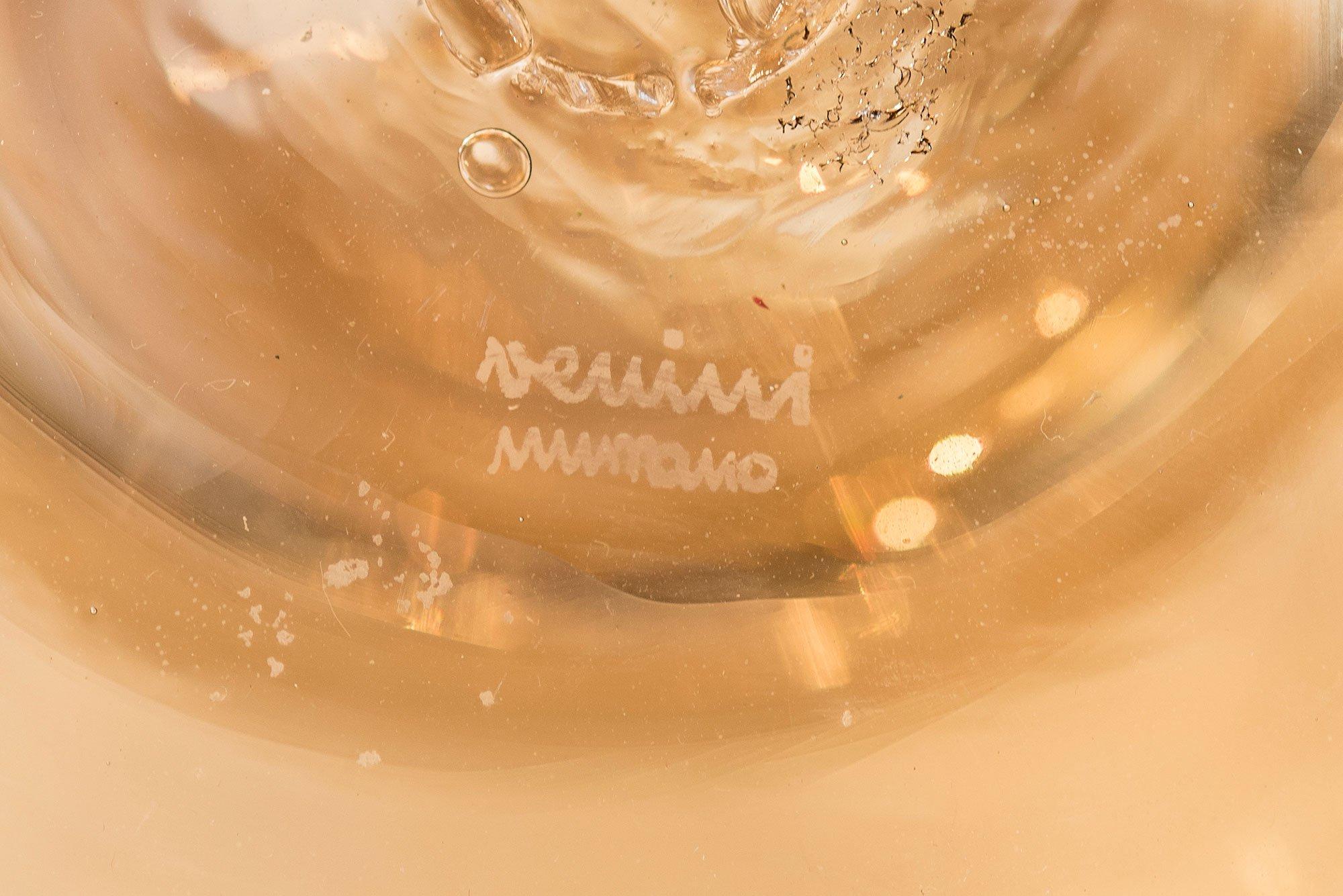 Vittorio Zecchin |                              Murano glass vase no. 1732 CV 5236 MVM
