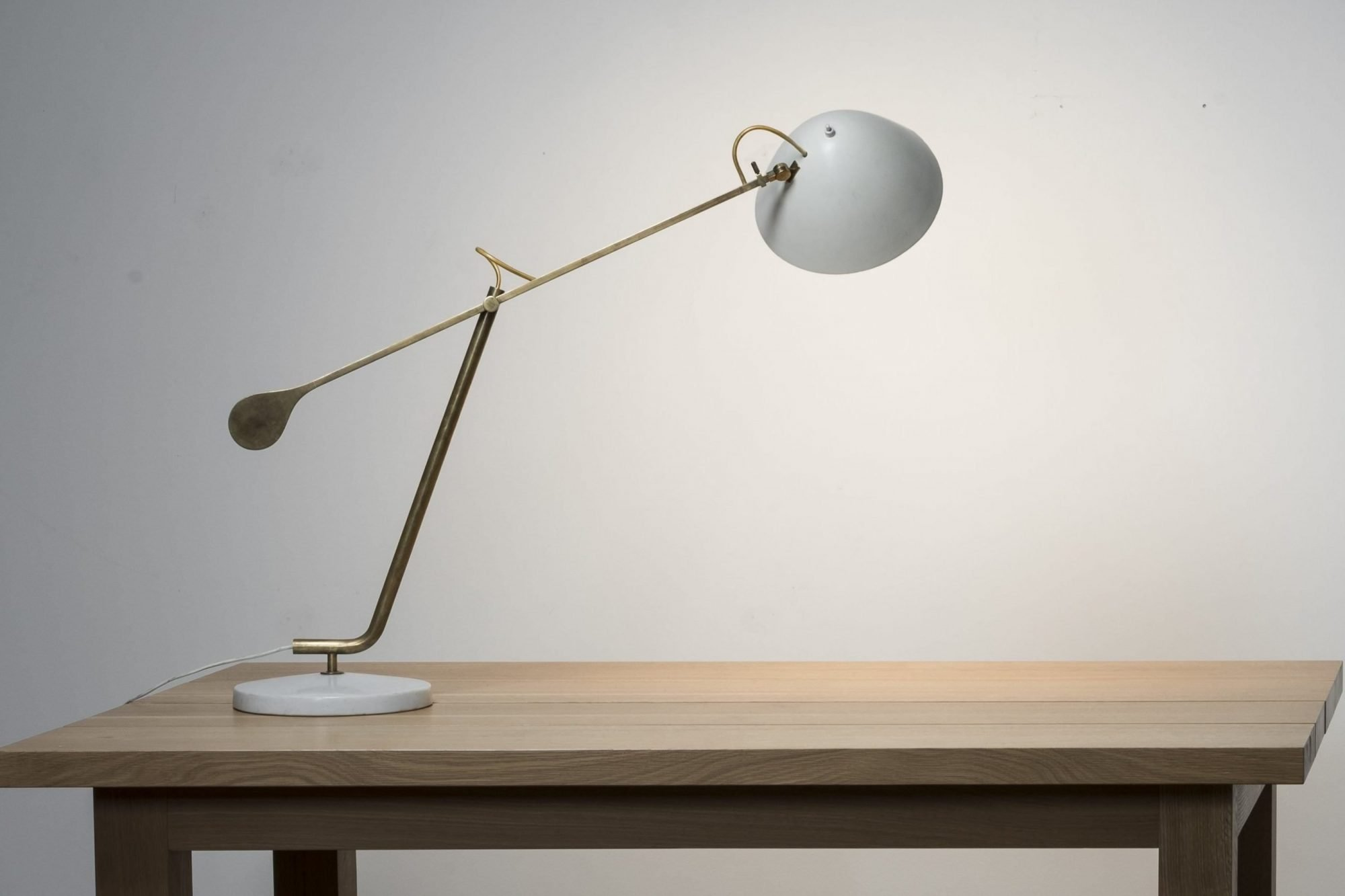 Gino Sarfatti |  Table lamp model 543